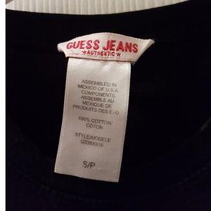 Guess Tops - Guess black fairy tshirt S